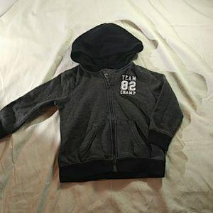 Okie Dokie brand Boys 4t Zip Up Hoodie